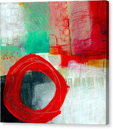 Fresh Paint #6 Canvas Print by Jane Davies