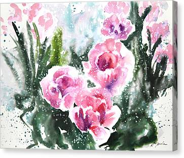 Fresh Pick No.376 Canvas Print