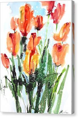 Fresh Pick No.379 Canvas Print