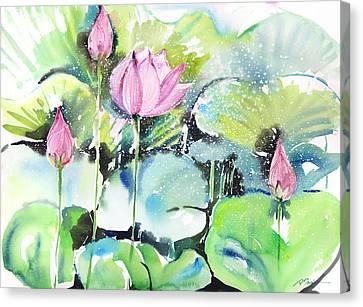 Fresh Pick No.389 Canvas Print