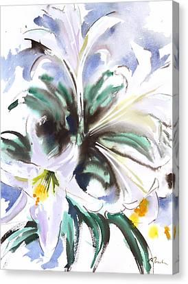 Fresh Pick No.395 Canvas Print