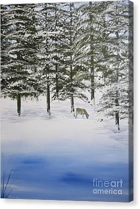 Fresh Start Canvas Print
