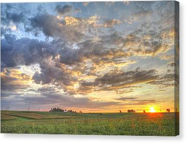 Fresh Start Canvas Print by Thomas Danilovich