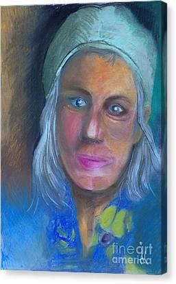 Freundin1 Canvas Print