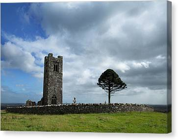 Friary Church Built In 1512 By One Canvas Print