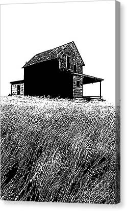 From Days Gone By Canvas Print by Vivian Christopher