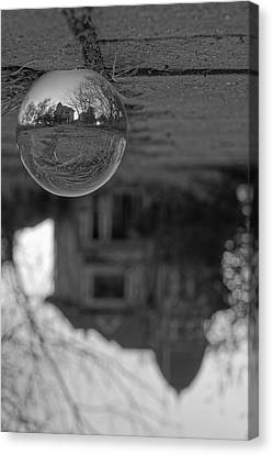 From My Perspective Canvas Print by Jonathan Davison