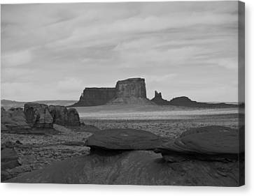 From Mystery Valley Canvas Print