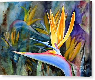 From Paradise Canvas Print