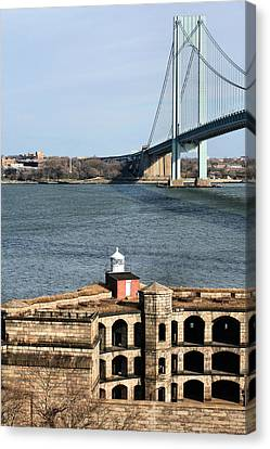 From Staten Island Canvas Print by JC Findley