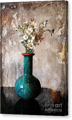 From The Garden Canvas Print by Randi Grace Nilsberg