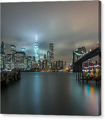 Canvas Print featuring the photograph Front And Center by Anthony Fields