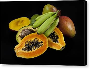 Fruit Canvas Print by Alessandro Matarazzo