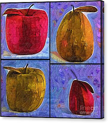 Fruit Canvas Print by Kirt Tisdale