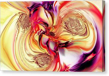 Surreal Canvas Print - Fruit Punch by Anastasiya Malakhova