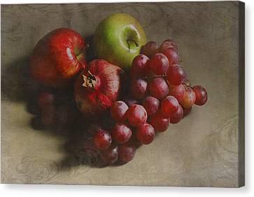 Fruition Canvas Print