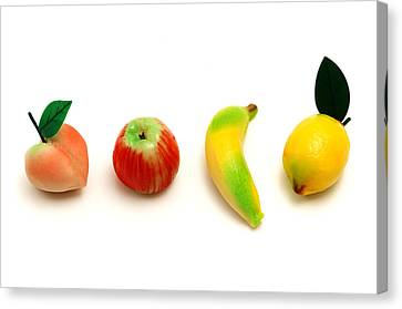 Frutta Martorana Canvas Print by Fabrizio Troiani