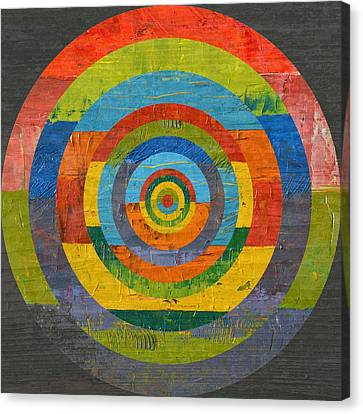 Full Circle 2.0 Canvas Print by Michelle Calkins