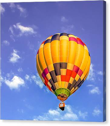 Full Of Hot Air Canvas Print by Rob Sellers
