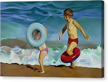 Full Of Summer Canvas Print