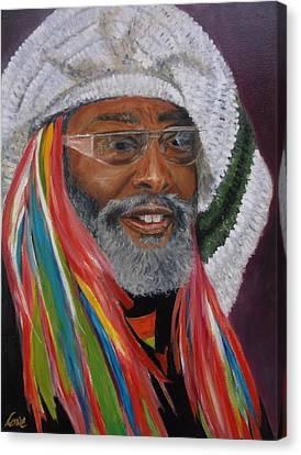 Funkmaster Canvas Print