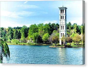 Furman Lake Canvas Print