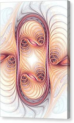 Fusion Canvas Print by Anastasiya Malakhova