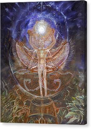 Gaiascension Canvas Print by Jerod  Kytah