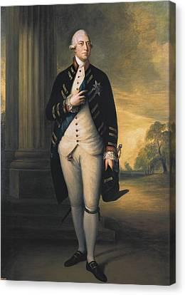 Gainsborough, Thomas 1727-1788 Canvas Print by Everett