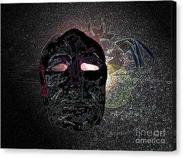 Galactic Dreams Canvas Print by L T Sparrow