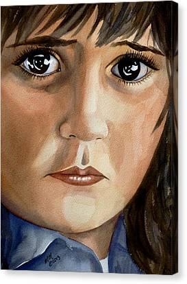 Galina Canvas Print
