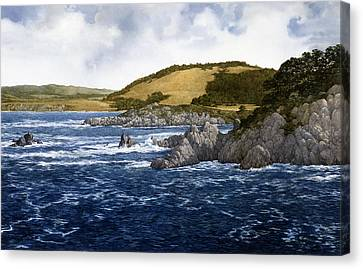 Gambler's Paradise Canvas Print by Tom Wooldridge