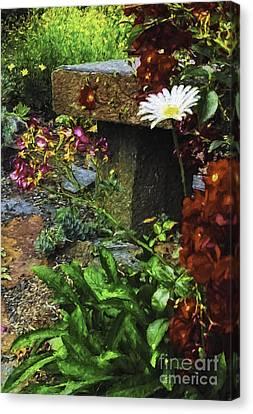 Garden Color Canvas Print