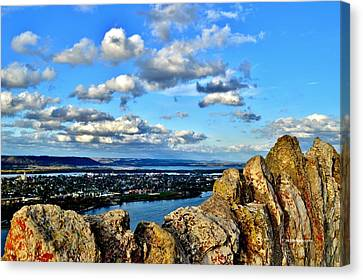 Garvin Heights Canvas Print