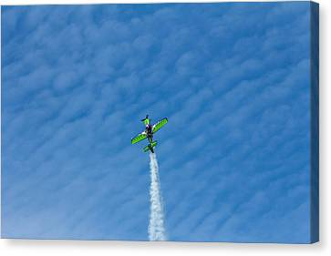 Gary Ward Taking His Mx2 To Great Heights Canvas Print