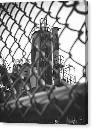Gas Works Park Canvas Print