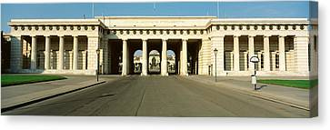 Gate, Hofburg Palace, Vienna, Austria Canvas Print by Panoramic Images