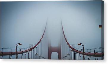 Gateway Canvas Print by Cameron Howard