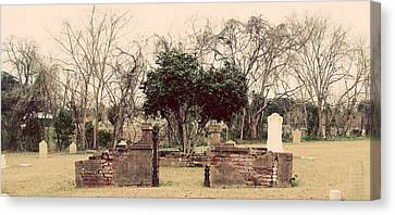 Canvas Print featuring the photograph Gateway by Max Mullins