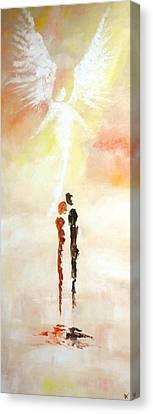 Gaurdian 2 Canvas Print