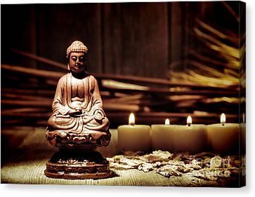 Gautama Buddha Canvas Print