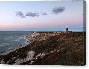 Gay Head Lighthouse Canvas Print by Juergen Roth