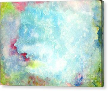 Gemstone Canvas Print