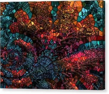 Gen002-am Canvas Print