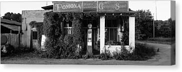 General Store, Pomona, Illinois, Usa Canvas Print by Panoramic Images