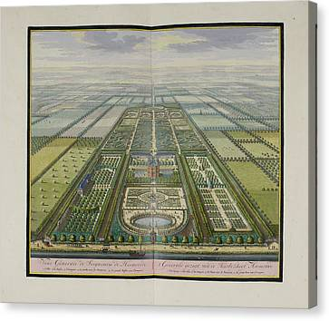 General View Of The Estate Of Heemstede Canvas Print by British Library
