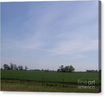 Canvas Print featuring the photograph Generations by Bobbee Rickard