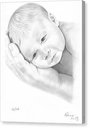 Gentle Innocence Canvas Print