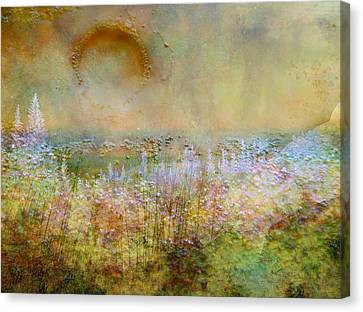 Gentle Morn Canvas Print by Shirley Sirois