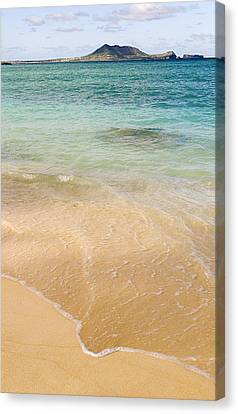 Gentle Water Canvas Print